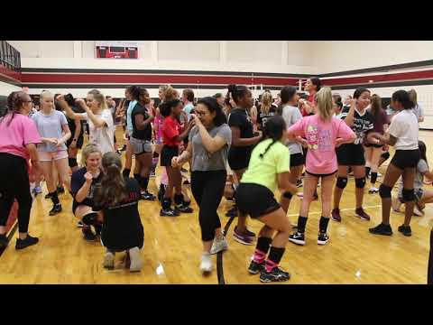 Porter High School Volleyball Camp
