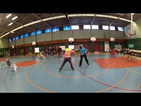 Open de Toulouse 2016   Adrien Le Mao VS Martial Ghys