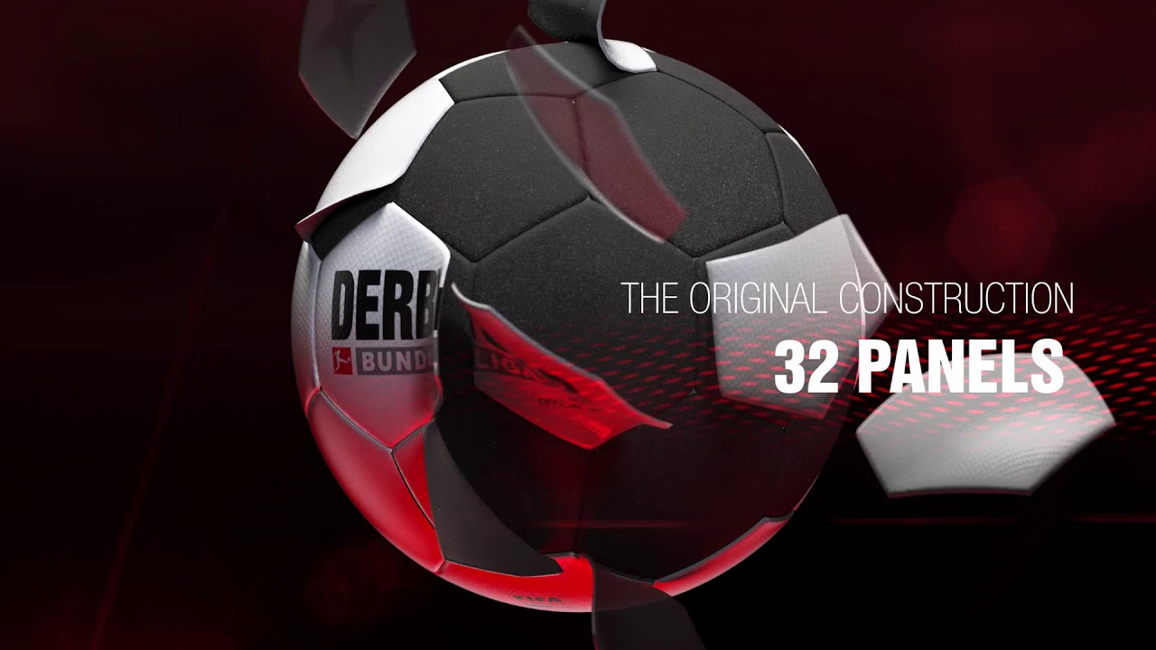 Derbystar Bundesliga Brillant Aps The Ball Is Back