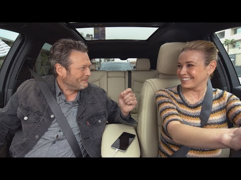 Download Youtube: Apple Music — Carpool Karaoke — Chelsea Handler and  Blake Shelton Preview