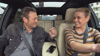 Apple Music — Carpool Karaoke — Chelsea Handler and  Blake Shelton Preview