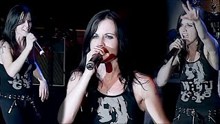 New & Enhanced: When We Were Young, Paris, 2007 (Dolores O'Riordan of The Cranberries)