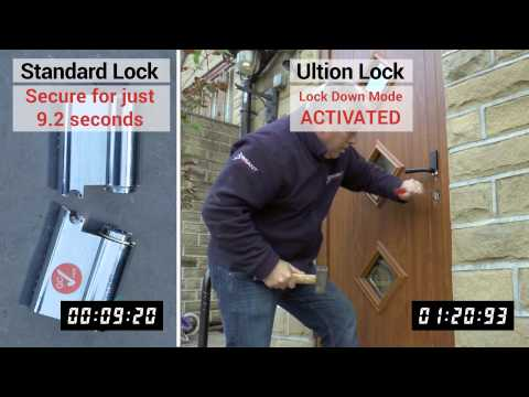 Watch how easy it is to break into your home!