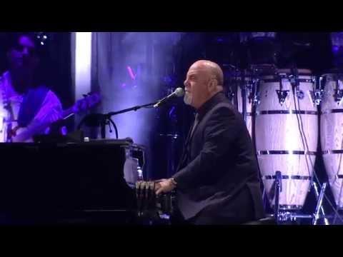 Billy Joel - 'Pressure' & Banner Presentation (Syracuse - March 20, 2015)