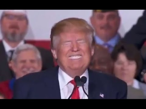 Thumbnail: Ultimate President Donald Trump Funny Moments Compilation 2015-17 - Thug Life | PART 2