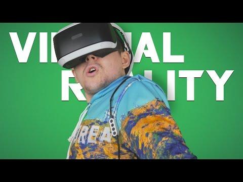 HEADBUTTING JOSHUA BELL • PlayStation VR Gameplay