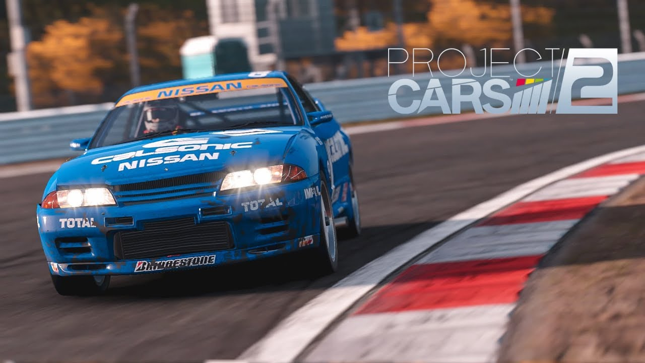 PS4] Project CARS 2   Nissan Skyline GT-R (R32) Group A @ Fuji ...