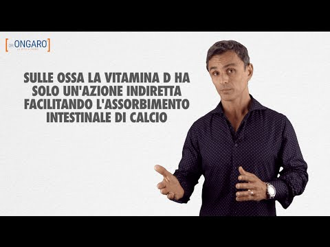 VITAMINA D: Effetti e Rischi da Carenza | Filippo Ongaro
