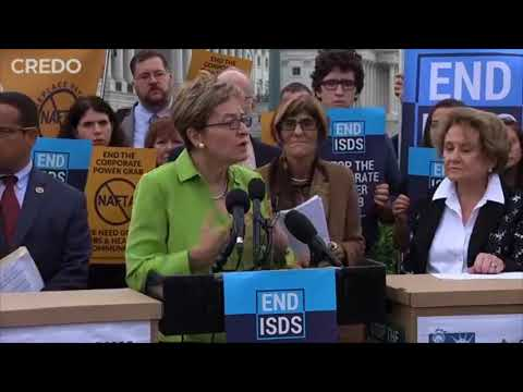 End ISDS Petition Delivery: Remarks by Rep. Marcy Kaptur (OH-09)