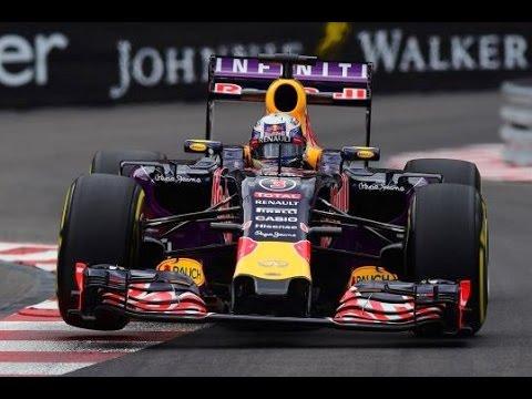 Daniel Ricciardo, Monaco Grand Prix 2015, Monte Carlo, Monaco, Europe