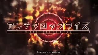 Soraru & Mafumafu: After the rain「Anti-clockwise」{SUB INDO} (CLOCKWORK PLANET ED)