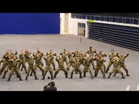 LSV finish their course with a Maori Haka - Wait till you see the response from audience!!