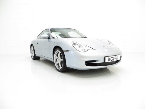 An Exceptional Porsche 996 911 Carrera 2 Coupe with Only 21,675 Miles - SOLD!