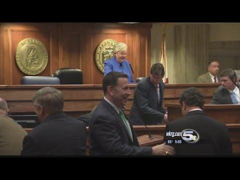 Alabama Legislature Begins