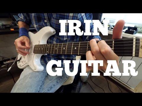 Электрогитара IRIN guitar GEARBEST