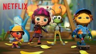 Beat Bugs - Trailer ufficiale - Netflix