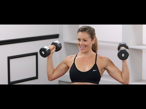 The Best Moves For Tank Top Arms   Class FitSugar