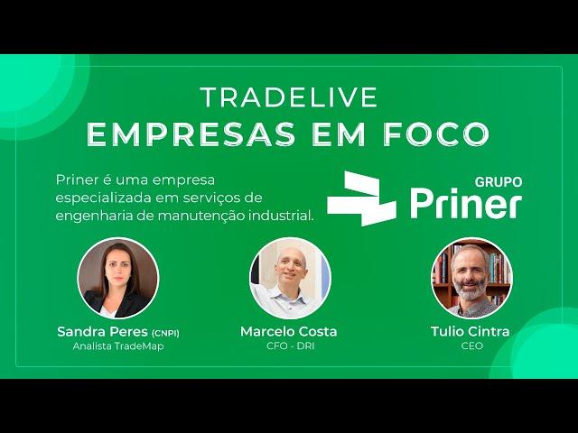 Live com a Priner (PRNR3)