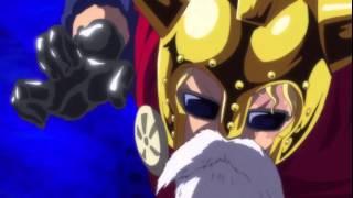 One Piece - Lucy/Sabo Dragon Claw on Jesus Burgess
