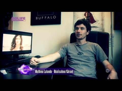 Extrait Format Court Mars 2013 - Interview Mathieu Lalande (Buffalo Corp)