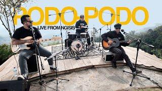 Endank Soekamti - PODO PODO | Accoustic Live Session from Ngisis #Gelangprojo