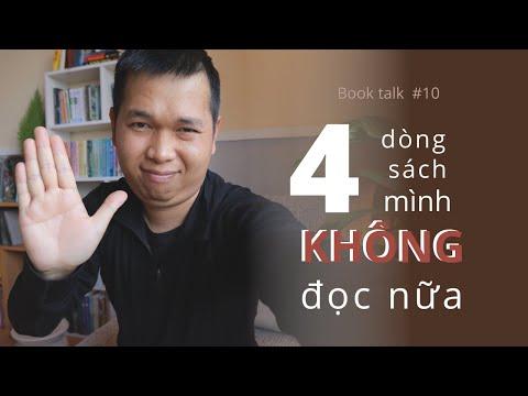 4 thể loại sách mình không còn đọc nữa I Booktalk #10 I Review sách