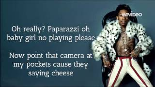 Wiz Khalifa (ft. Cam'ron) - The Bluff | Lyrics