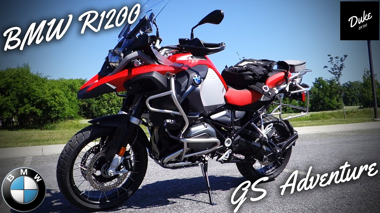 2016 Bmw R1200gs Adventure First Ride Review