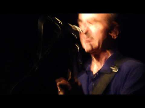 HUGH CORNWELL, 'IN THE DEAD OF NIGHT' LIVE AT THE FLEECE OCT 17, 2012