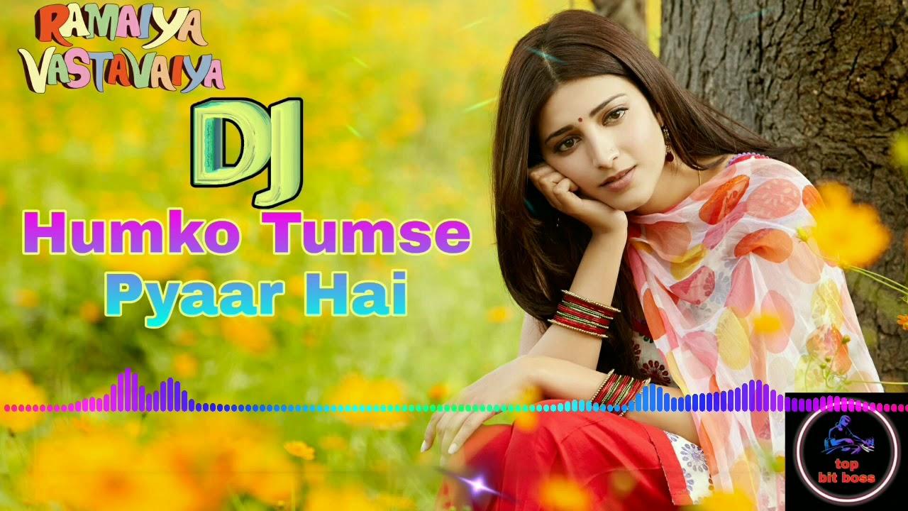 Humko Tumse Pyaar Hai  DJ HARD   Vibration Mix Hit Hindi Song 2019 on top  bit boss