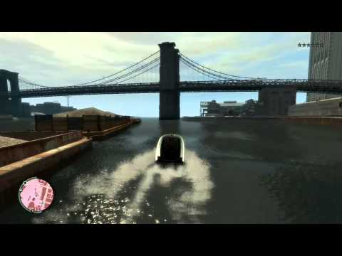 GTA IV PC - RPG Challenge - Collecting 3 RPGs without a Helicopter and without an Armored Vehicle