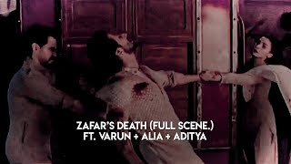 ❥ Zafar's death | Kalank | HD Full Movie Scene | Varun Dhawan, Alia Bhatt. [Varia VM.]