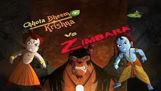 Chhota Bheem aur Krishna vs Zimbara Movie song