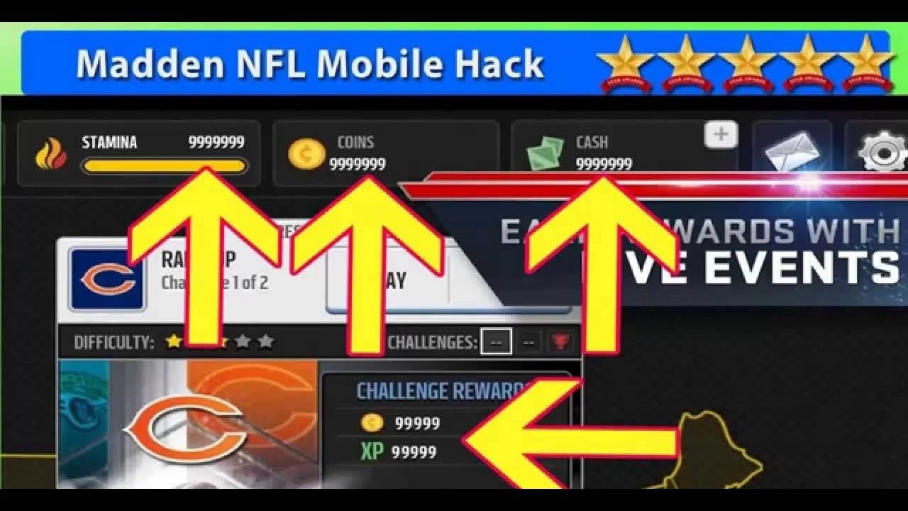 madden nfl mobile hack and cheats unlimited resources no survey
