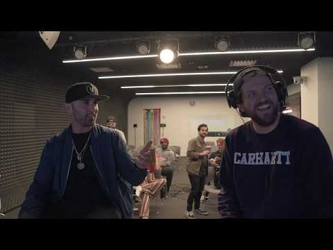 Mikey V - Dillon Francis Plays Fortnite @ The Kiss108 Studios!