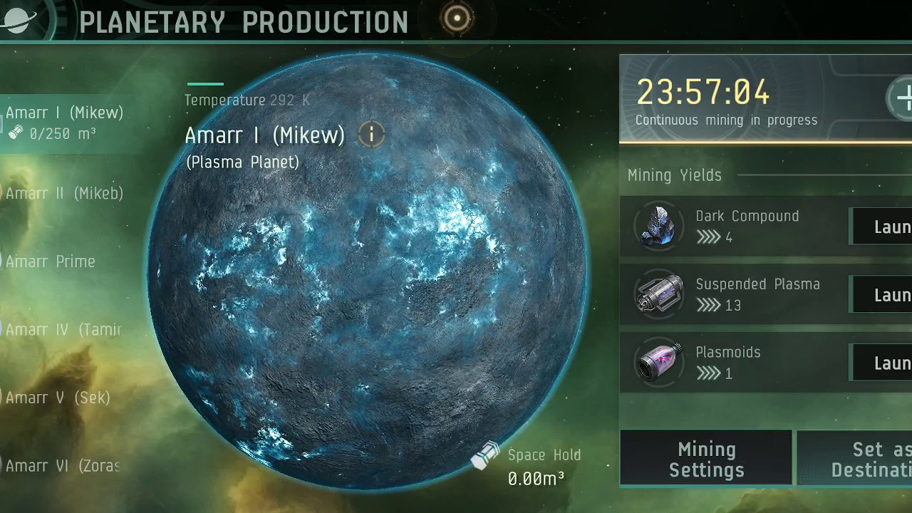 How to Planetary production Eve Echoes - YouTube