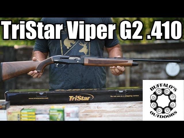 TriStar Viper G2 - .410 bore!