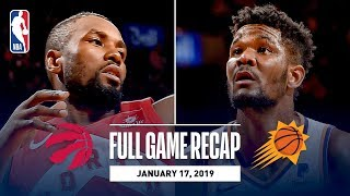 Full Game Recap: Suns vs Raptors | Toronto & Phoenix Go Down To The Wire