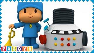 Pocoyo - A máquina de mistura (S02E06)