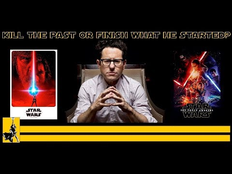 JJ Abrams: Finish what he started or carry out Rian Johnsons vision? Lets Talk Some Star Wars: 004
