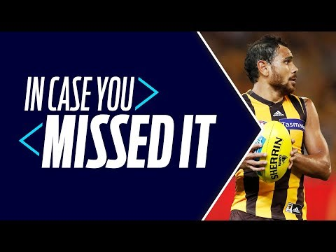 Contenders hit by injury - In Case You Missed It - Round 4 2018 - AFL