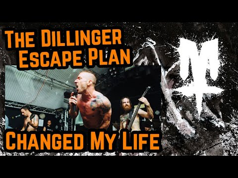 THE DILLINGER ESCAPE PLAN: Bands That Changed My Life mp3