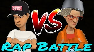 Rap battle (Gamer Pro)