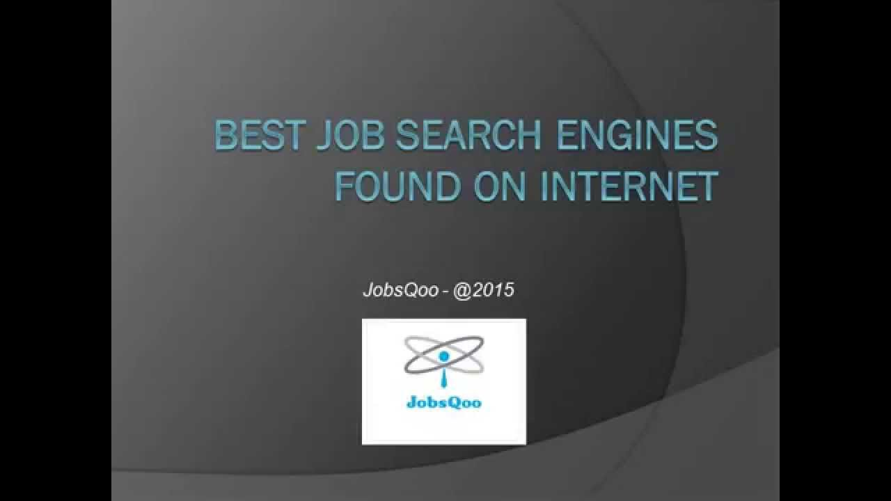 job search engines best