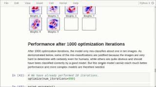 TensorFlow Tutorial #01 Simple Linear Model