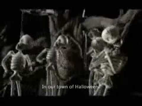 This Is Halloween-Japanese Version WITH ENGLISH SUBTITLES