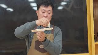 거창군 목공체험꾸러미 나무저금통만들기