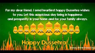 Happy Dussehra Messages | Dussehra Wishes | WhatsApp Status and Greetings Images
