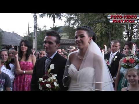 Florentina si Petre Giurgi la nunta Saliste
