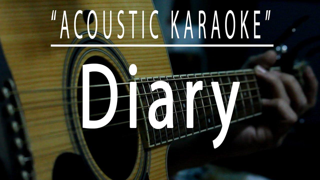 Diary - Acoustic karaoke (Bread)